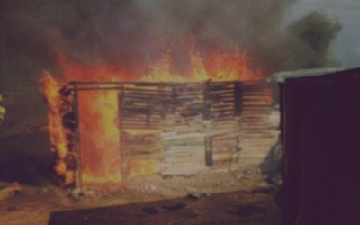 Sinoville Fire Disaster Response