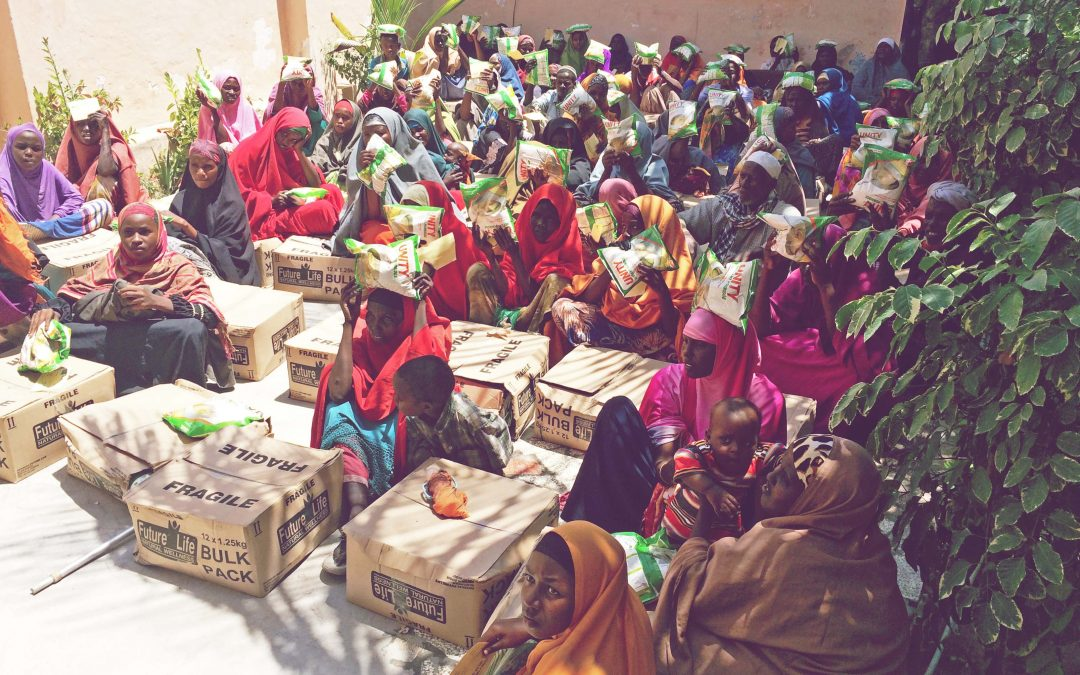 Somalia Famine Response