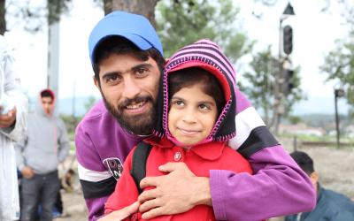 Syrian Refugee Crisis Response