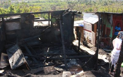 Durban Informal Settlement Fire | July 2016