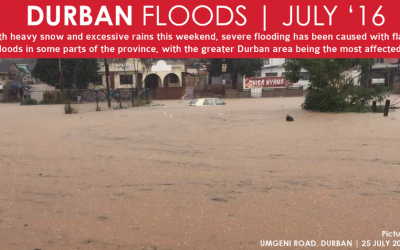 Durban Flood Victims